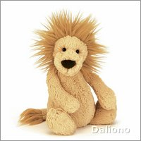 New Bashful lion medium - cuddly toy from Jellycat