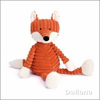 Cordy Roy baby fox - cuddly toy from Jellycat