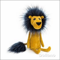 Swellegant Lancelot Lion - cuddly toy from Jellycat