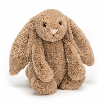 Bashful Biscuit Bunny Medium - cuddly toy from Jellycat