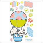Farmily Sticker-Sortiment - Dinico