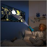 HABA flashlight image projector whitching hour - 1 light 6 images