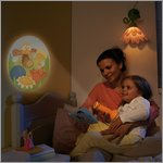 HABA flashlight image projector little firefly - 1 light 6 images