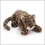 Lexi leopard - cuddly toy from Jellycat
