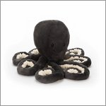 Inky Octopus Little - cuddly toy from Jellycat