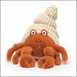Herman Hermit - cuddly toy from Jellycat
