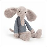 Jumble Elephant - cuddly toy from Jellycat