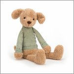 Jumble Puppy - cuddly toy from Jellycat
