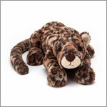 Livi Leopard Little - cuddly toy from Jellycat